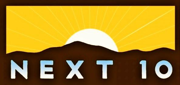NEXT 10 logo