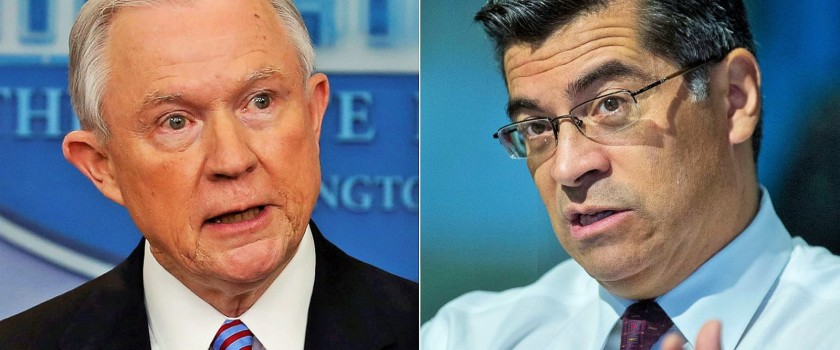 becerra sues sessions