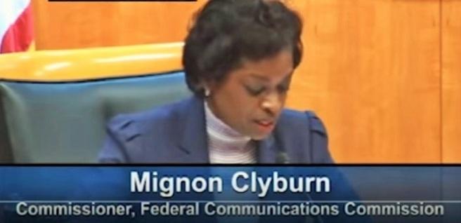 FCC Commissionr Mignon Clyburn1