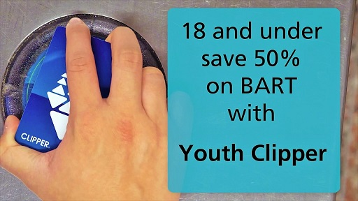 YouthBART Discount