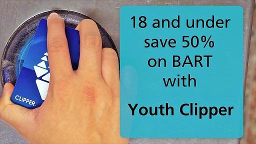 YouthBART Discount