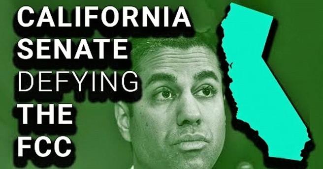 California Net-Neutrality Law