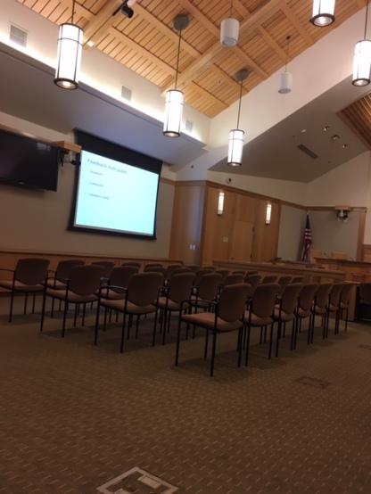 Poor attendance at Community Workshop