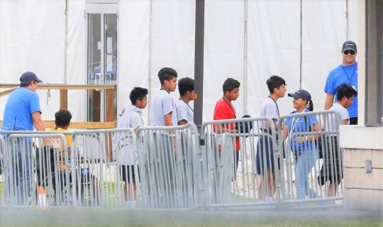 separated immigrant children