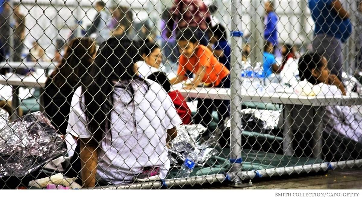 Child border detention centers
